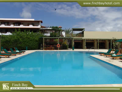 Finch Bay Galapagos Eco Hotel  official website