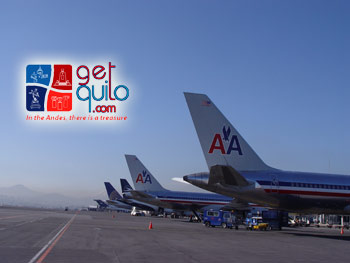 Mariscal Sucre Quito Ecuador International Airport