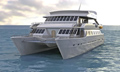 Cormorant Catamaran brand new Galapagos Cruise official website
