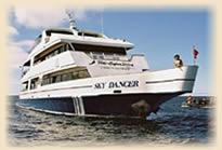 Sky Dancer Galapagos Cruise official website